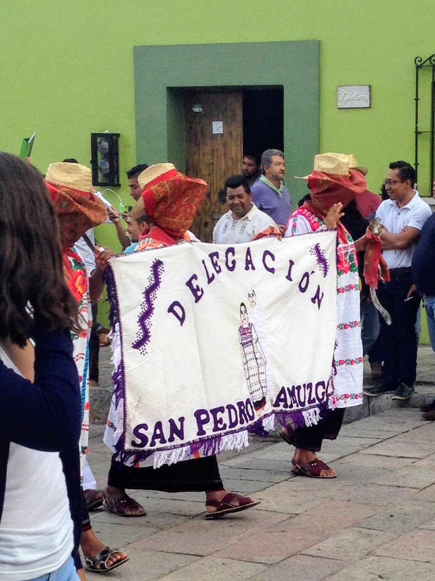 Guelaguetza Parades