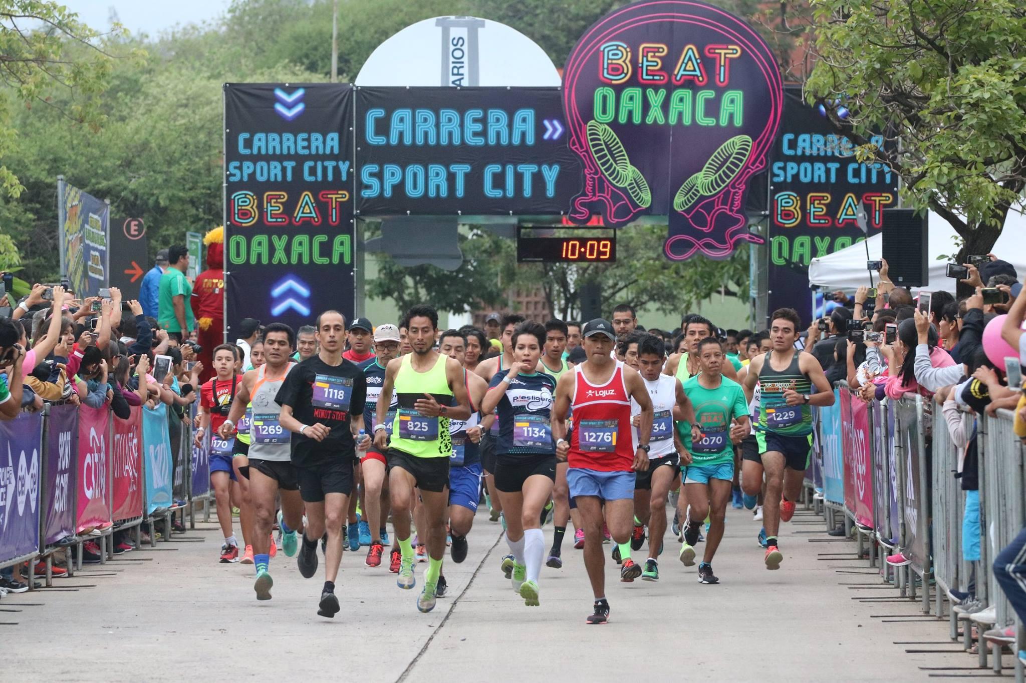 Sport City Oaxaca 5k