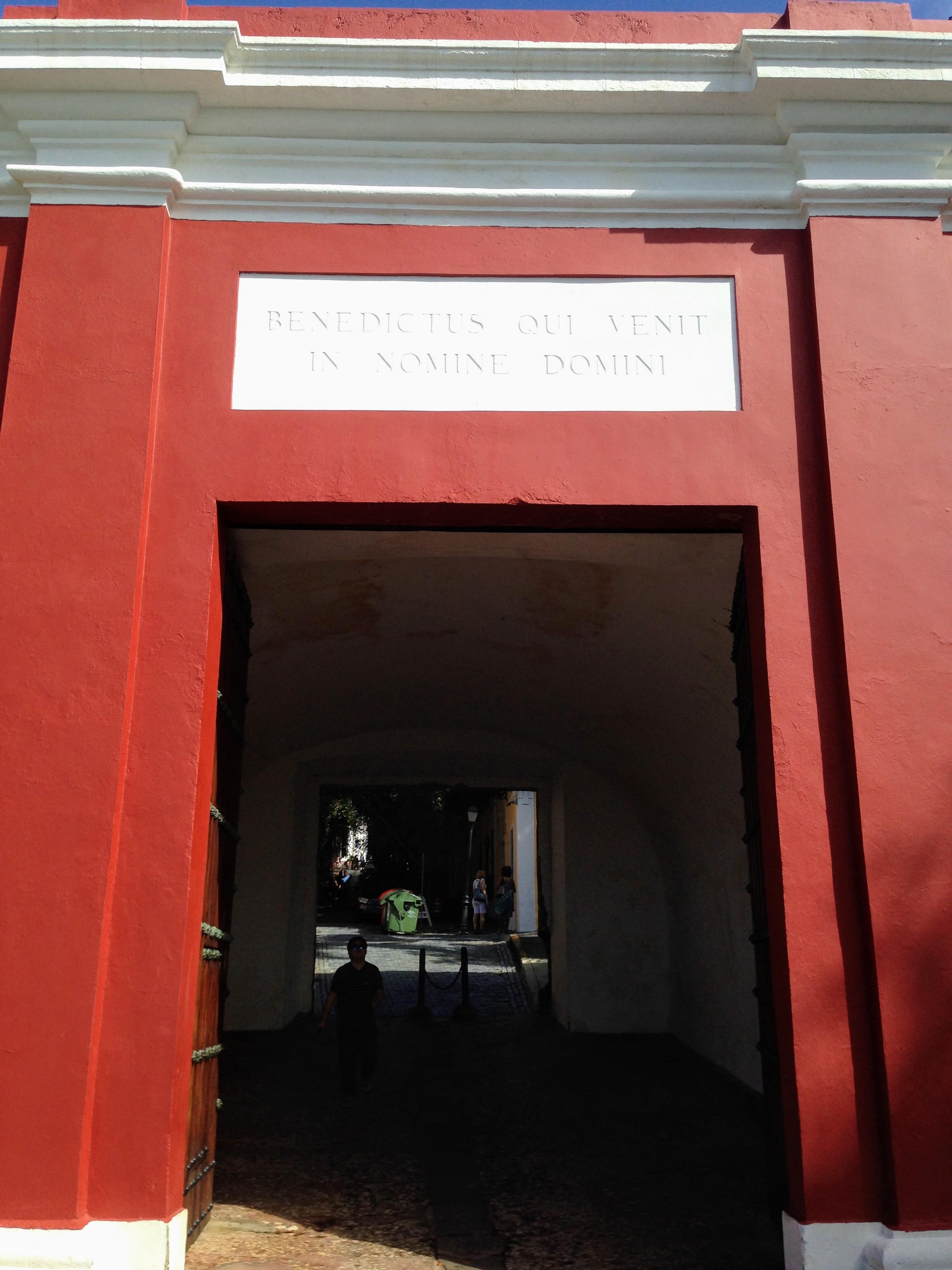 Puerta De San Juan (City Gate)