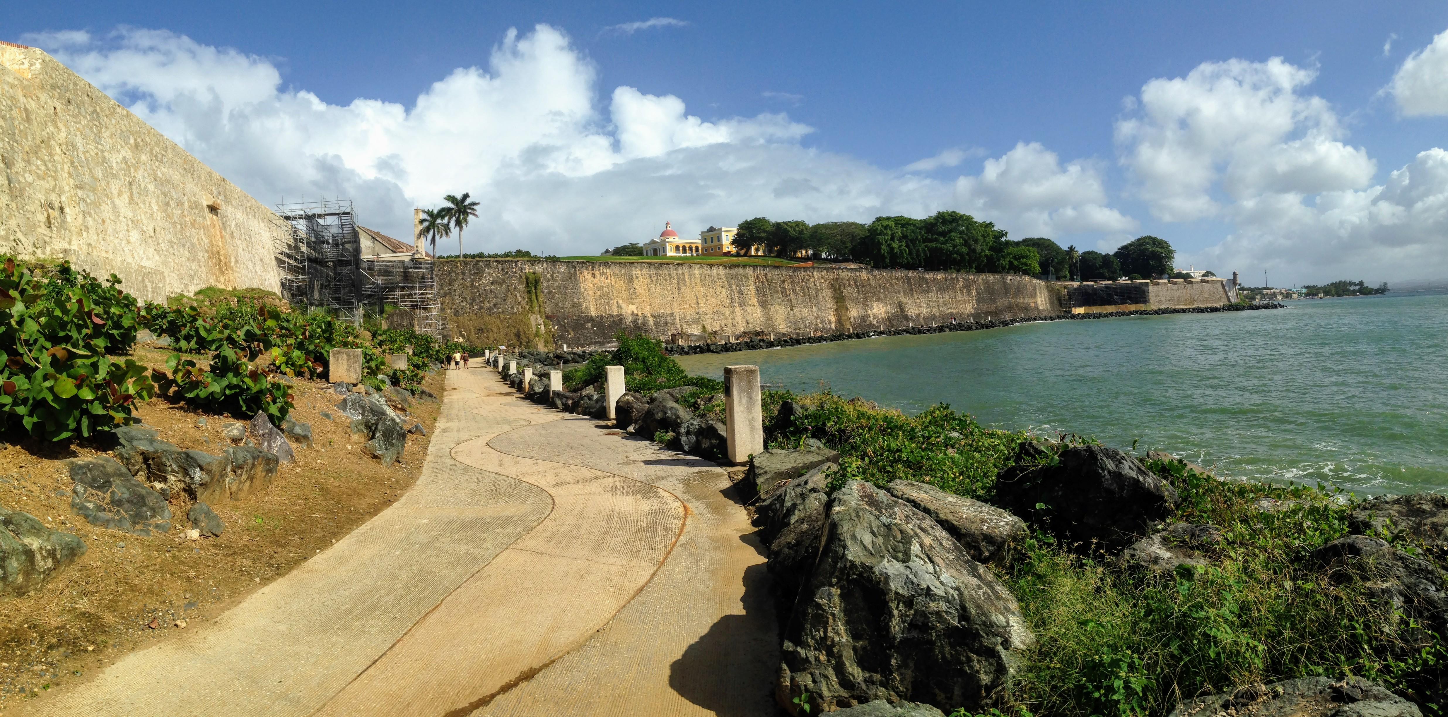 Bastión de San Agustín