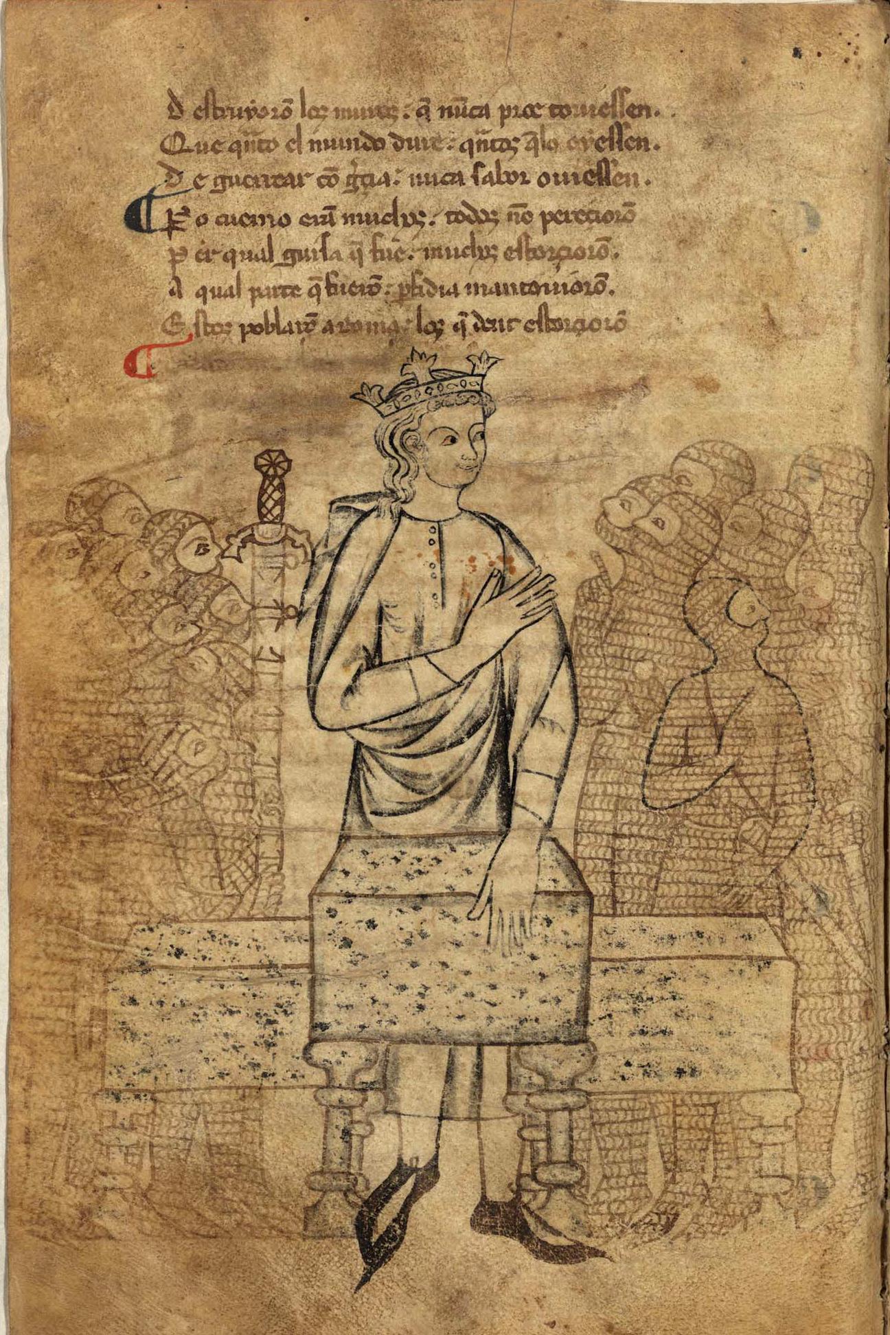 Libro De Alexandre, Siglo XIII