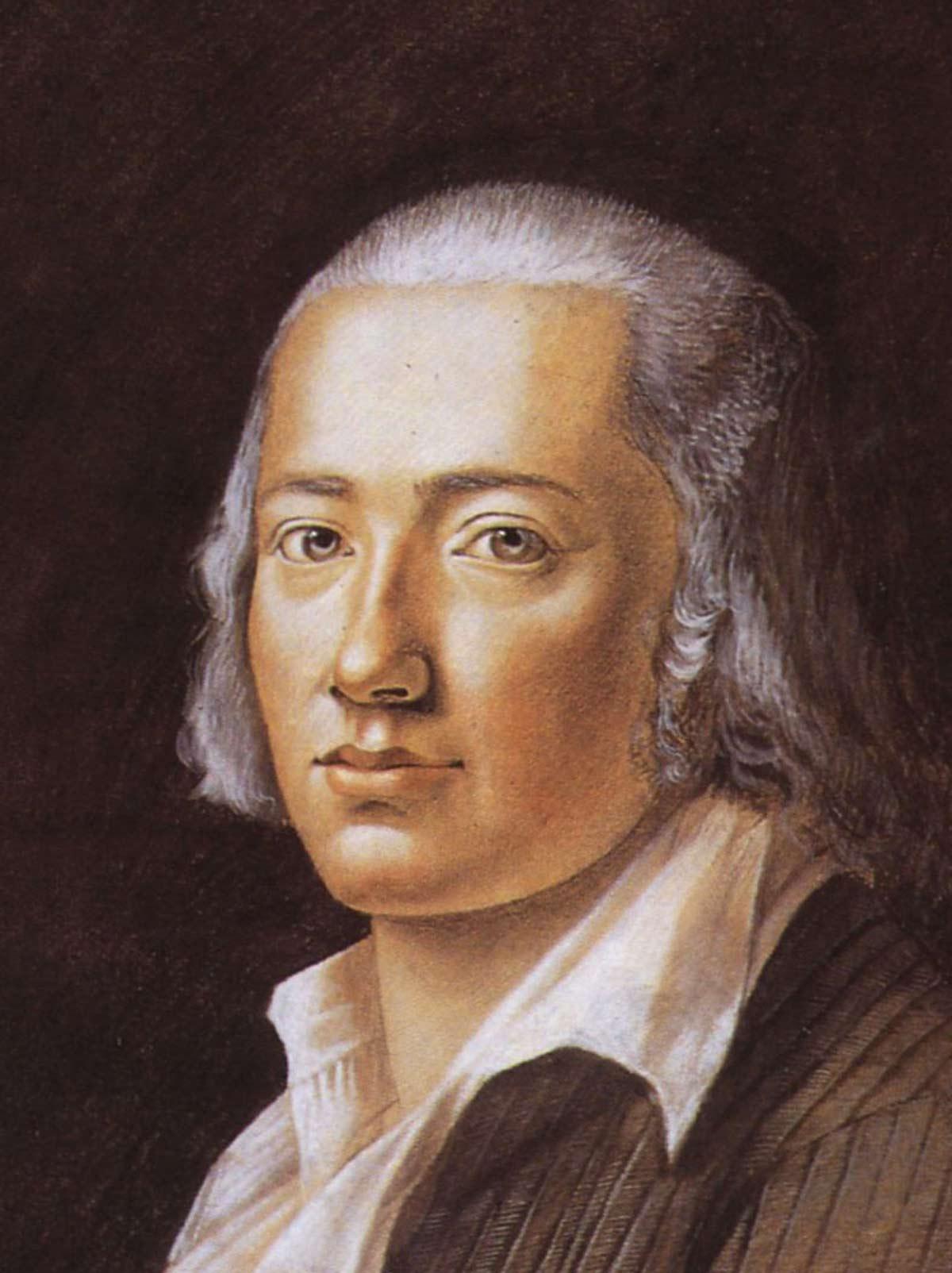 Friedrich Hölderlin, 1792
