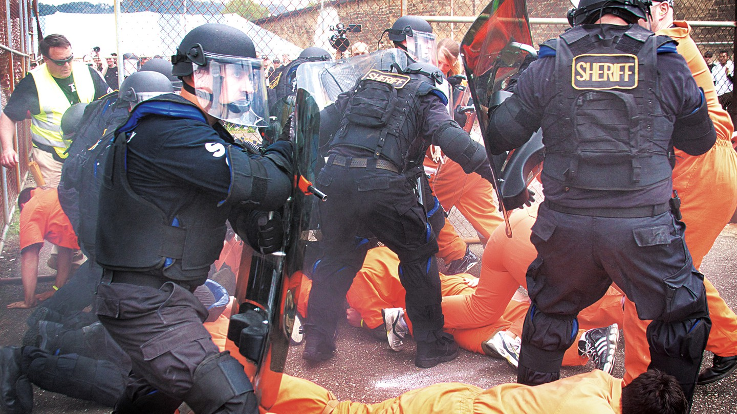 Causes Of Prison Riots In The United States